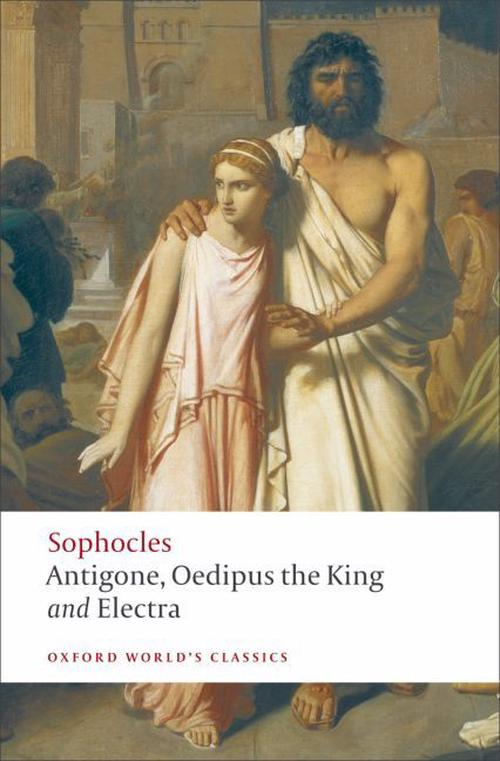 man vs god in sopochles oedipus the king An examination of the religious and moral because she obeys the laws of god rather than the laws of man, and oedipus is if god conceals, no man.