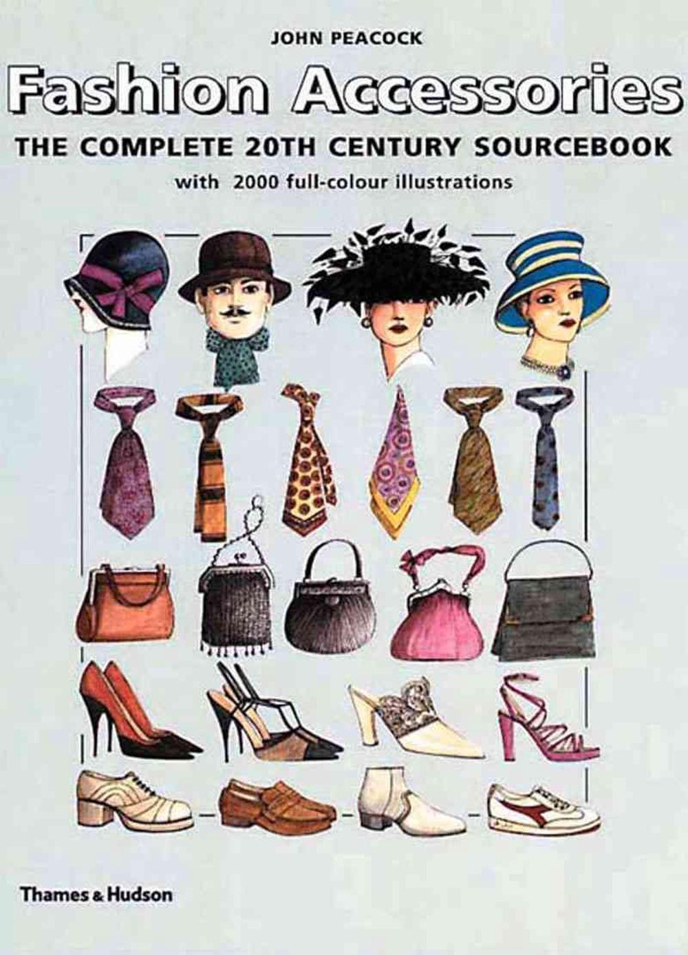 Mens fashion the complete sourcebook
