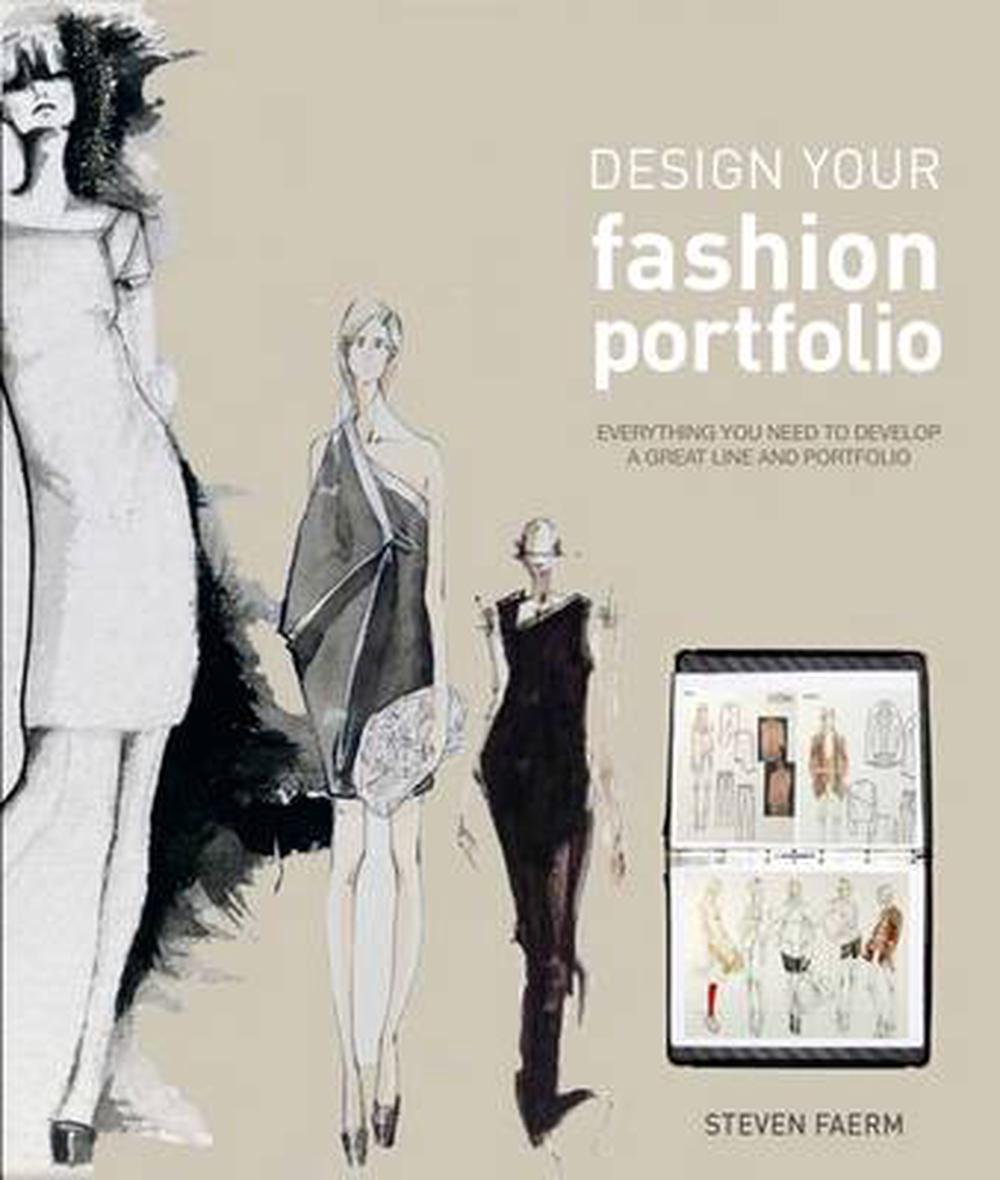 How to design a fashion portfolio
