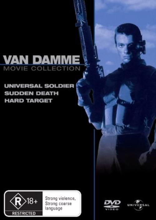 Universal Soldier / Sudden Death / Hard Target (Van Damme Icon Collection)