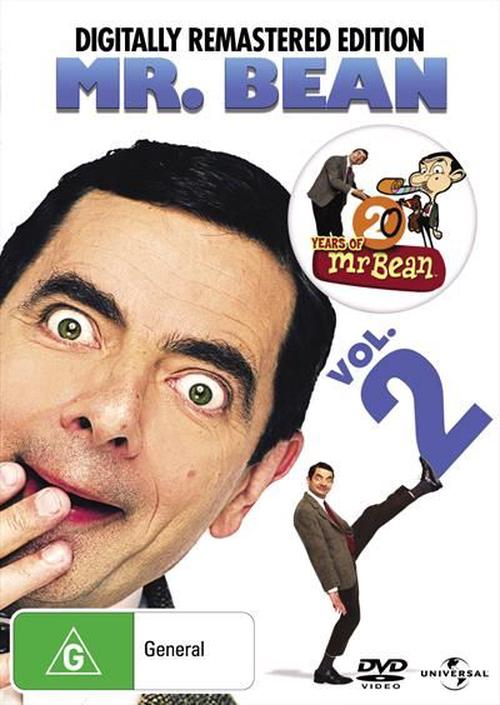 Mr. Bean: Volume 2