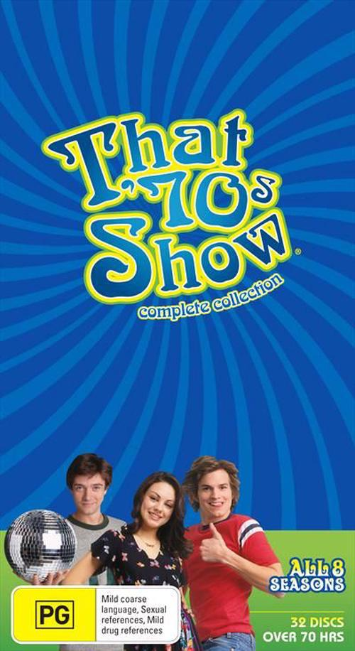 That 70's Show - Complete Collection