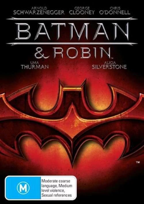 Batman and Robin (1997) (special Edition)
