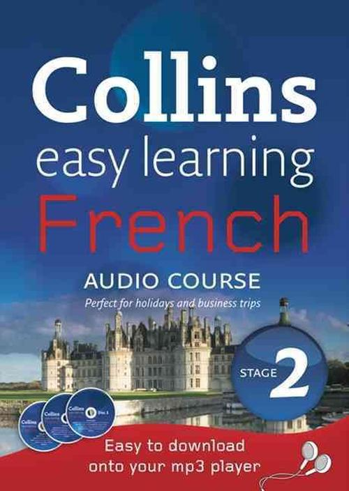 Collins Easy Learning French, Stage 2 [With Booklet]