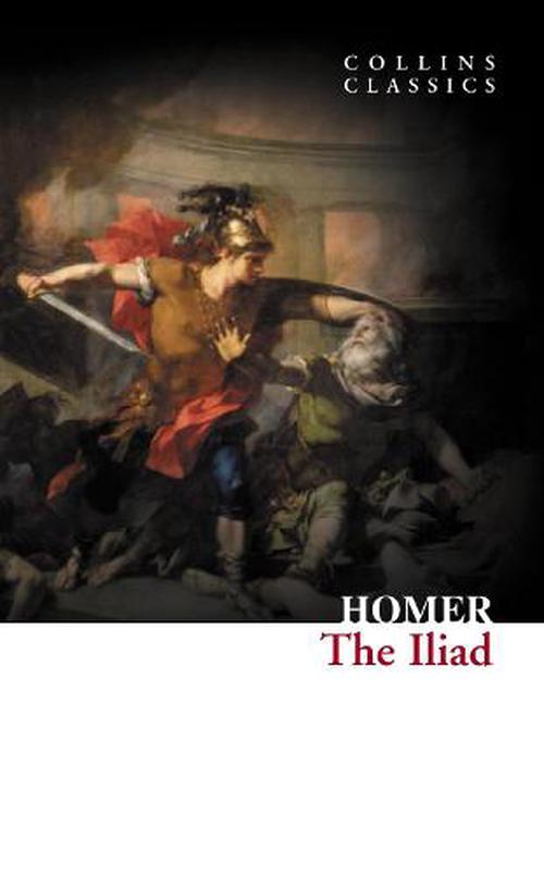 a literary analysis of a poem illiad by homer