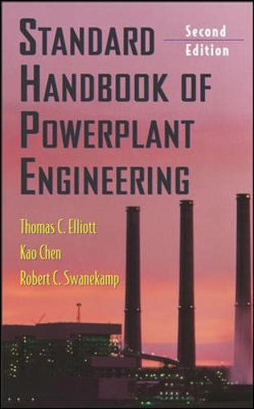 Standard Handbook of Powerplant Engineering
