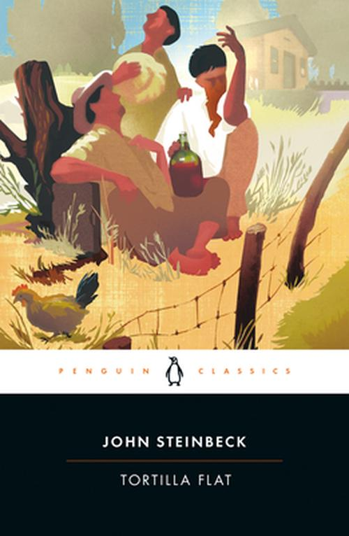 the importance of the idea of leadership in tortilla flat by john steinbeck
