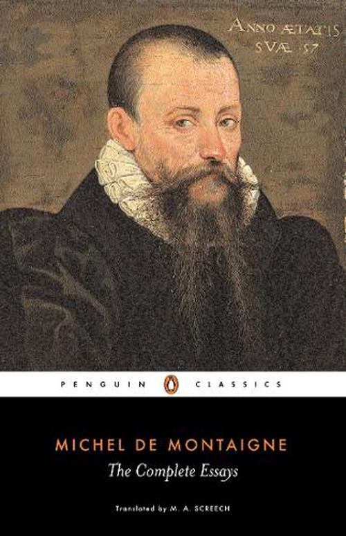 complete essays montaigne summary