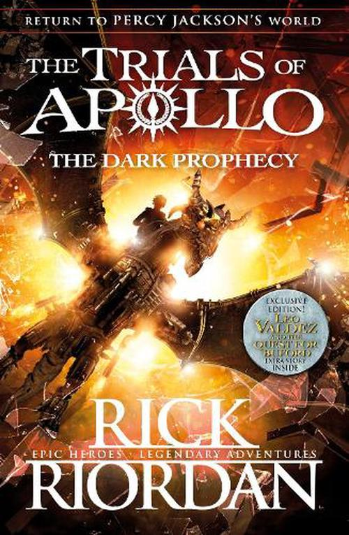 The Dark Prophecy: The Trials of Apollo 2