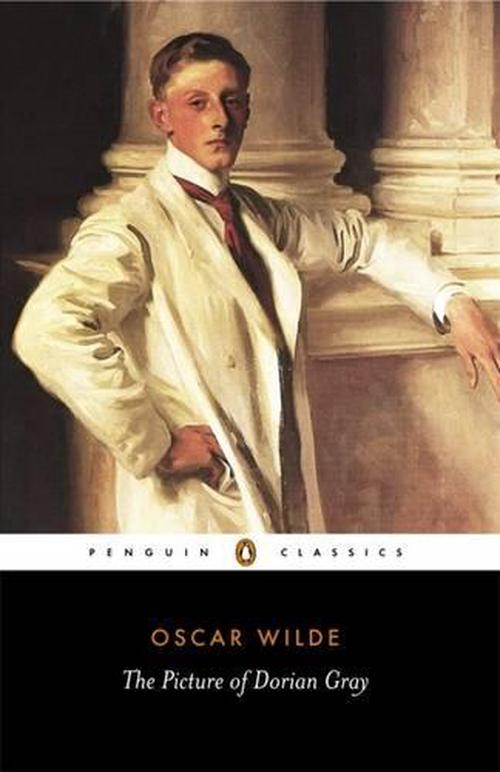 picture of dorian gray by oscar