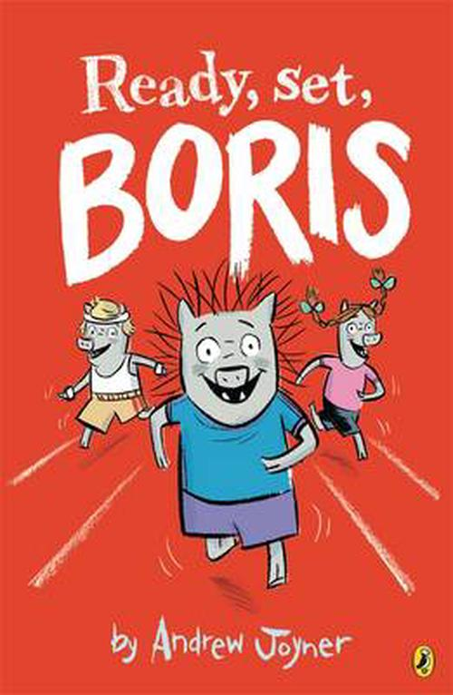 Ready, Set, Boris