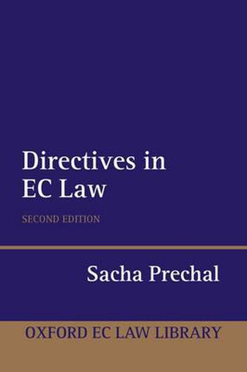 Directives in EC Law
