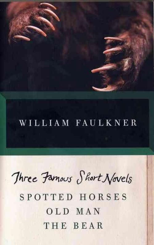 a literary analysis of spotted horses and mule in the yard by william faulkner