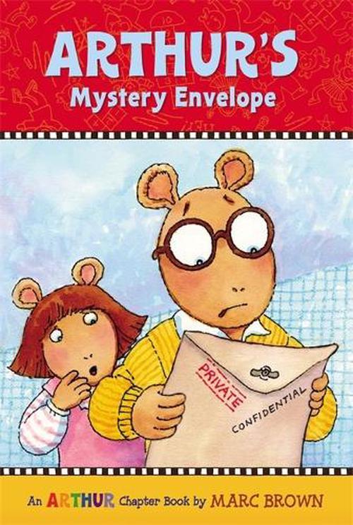 Arthur's Mystery Envelope Chapter Book # 1