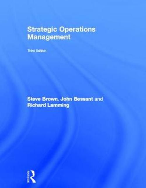 strategic operation management