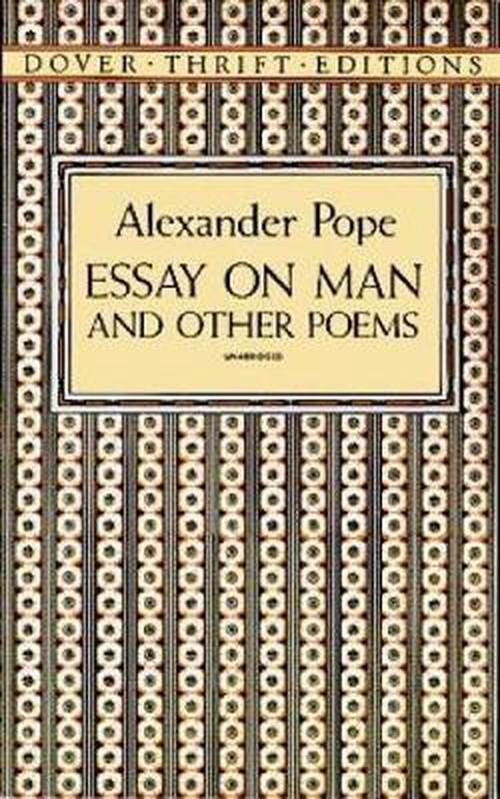 essay on man pope