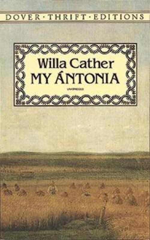 an analysis of migration in my antonia by willa cather