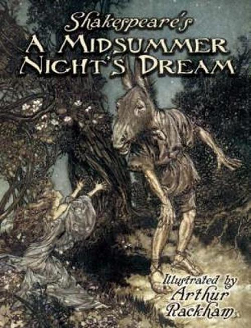 character analysis in a midsummer night dream by william shakespeare