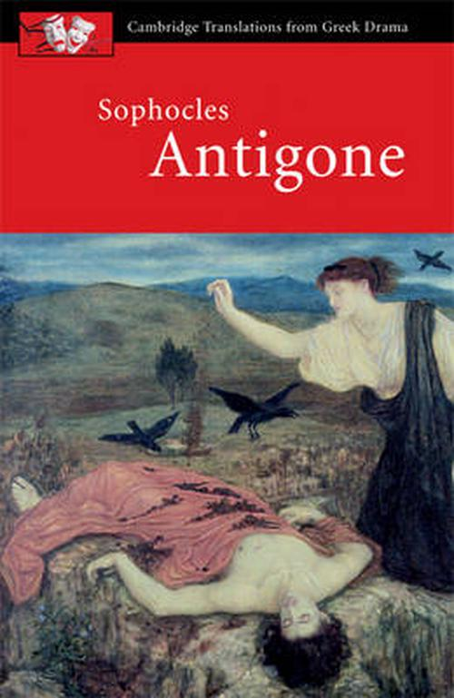 death and love in antigone a tragedy by sophocles