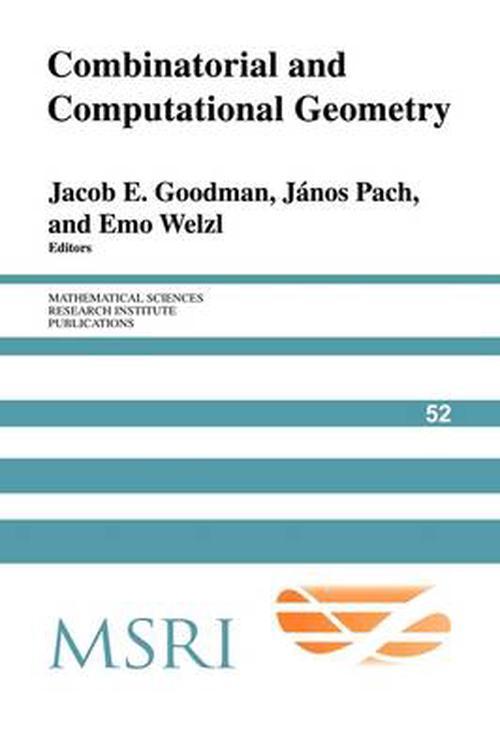 Combinatorial and Computational Geometry