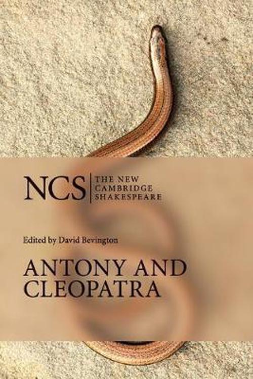 an analysis of cleopatras role in antony and cleopatra by william shakespeare