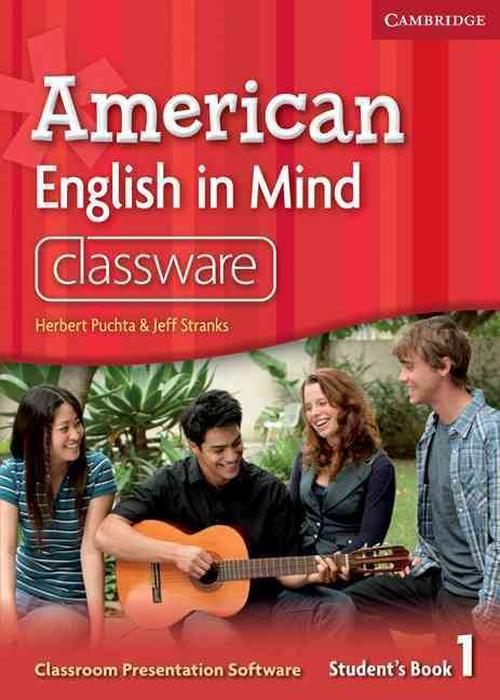 American English in Mind Level 1 Classware