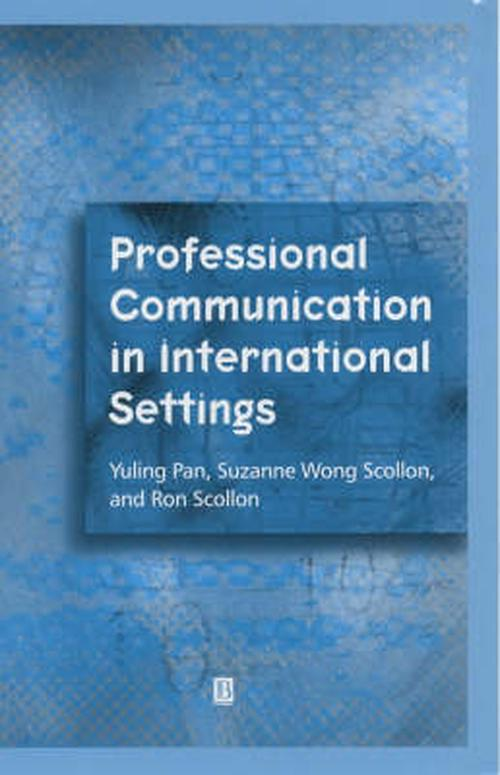 Professional Communication in International S