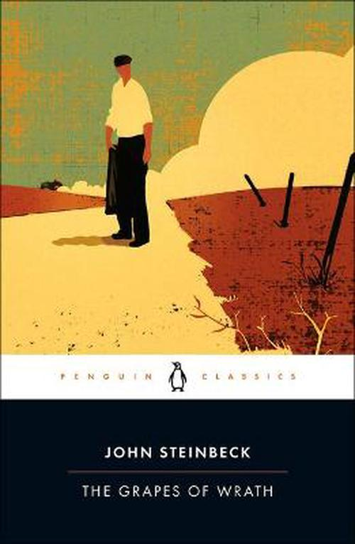 the story of the joads in the novel the grapes of wrath by john steinbeck