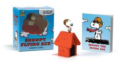 Snoopy the Flying Ace [With Snoopy Figurine]