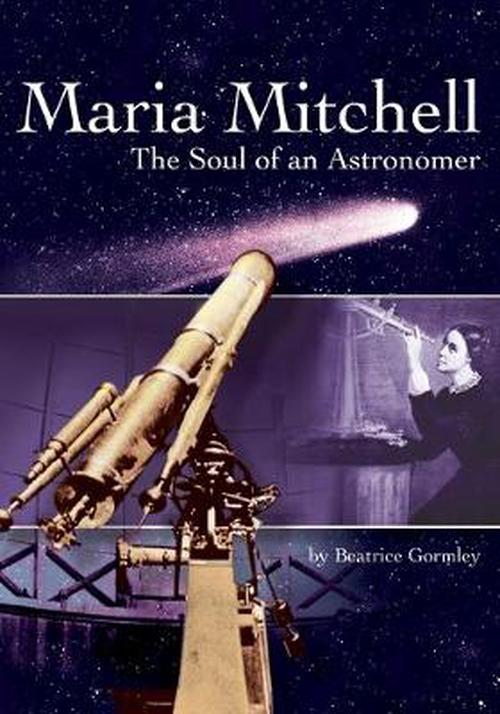 maria mitchell a professional astronomer and