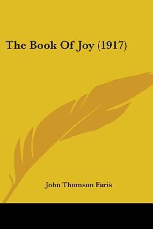 The Book of Joy (1917)
