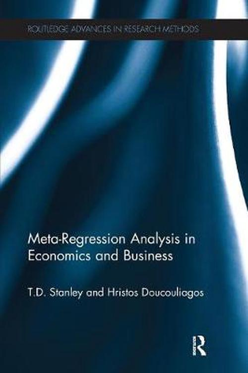 econometrics a regression analysis