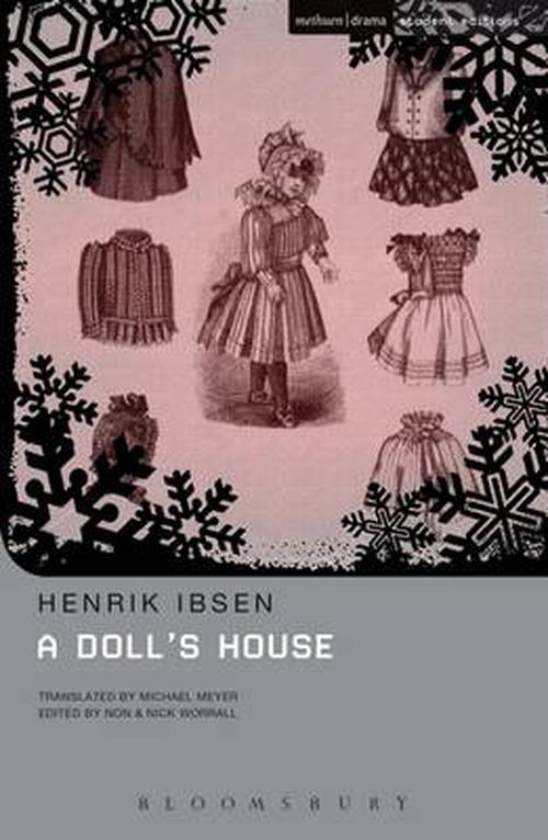 analyzing marriage in a dolls house by henrik ibsen