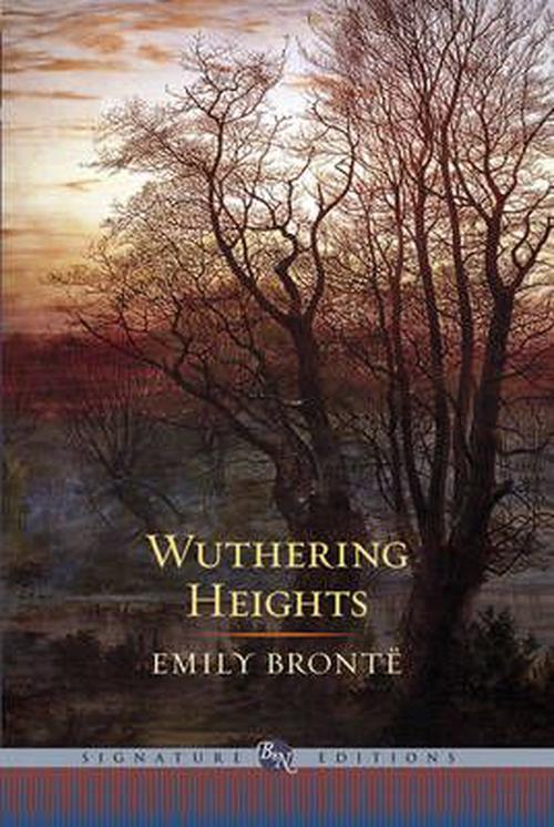 an analysis of wuthering heights by emile bronte