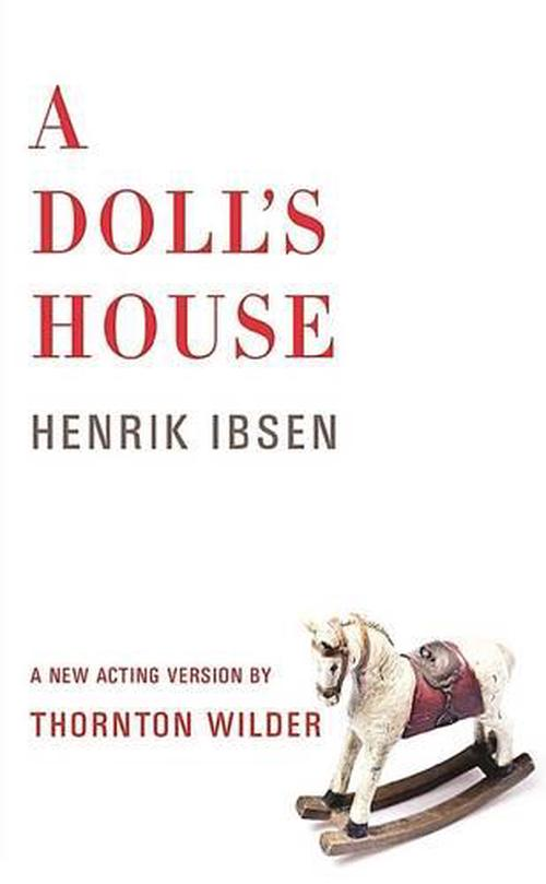 a description of a dolls house by henrik ibsen on being ahead of time A doll's house (bokmål: et dukkehjem also translated as a doll house) is a three-act play written by norway's henrik ibsenit premiered at the royal theatre in copenhagen, denmark, on 21 december 1879, having been published earlier that month.