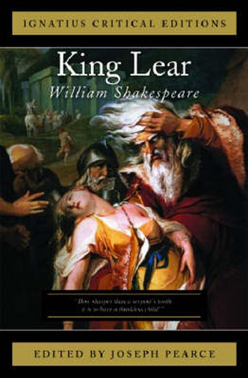 an examination of the tragedy of king lear by william shakespeare