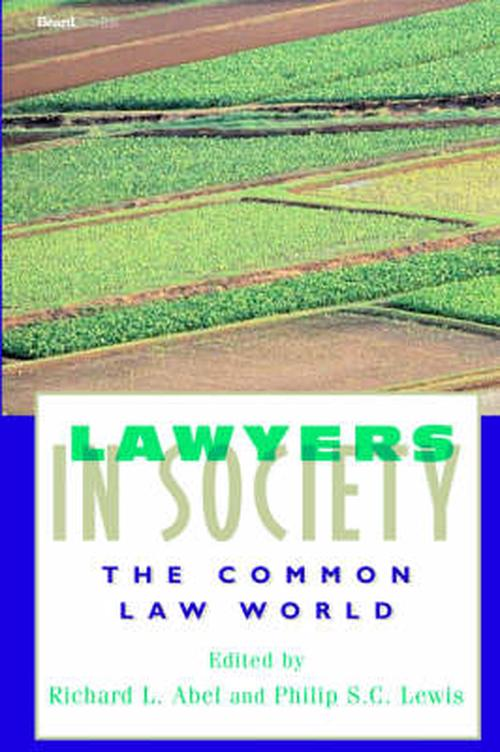 Lawyers in Society: The Common Law World