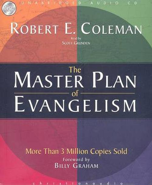 the master plan of evangelism a