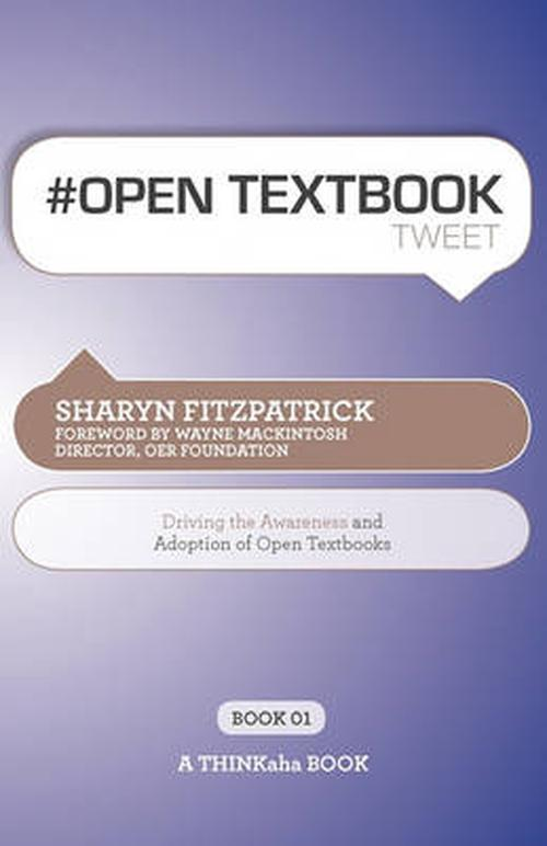 # OPEN TEXTBOOK Tweet Book01
