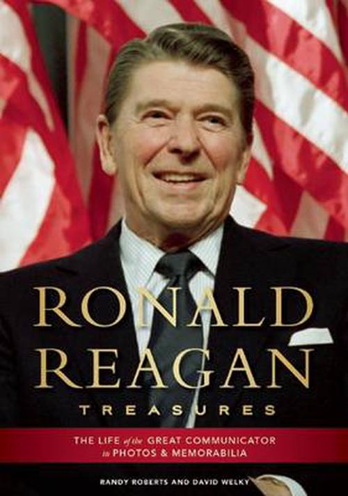 an introduction to the life of ronald reagan