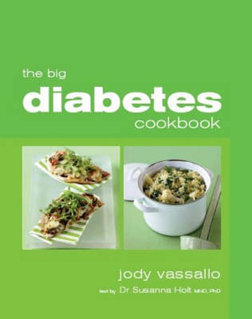Big Diabetes Cookbook