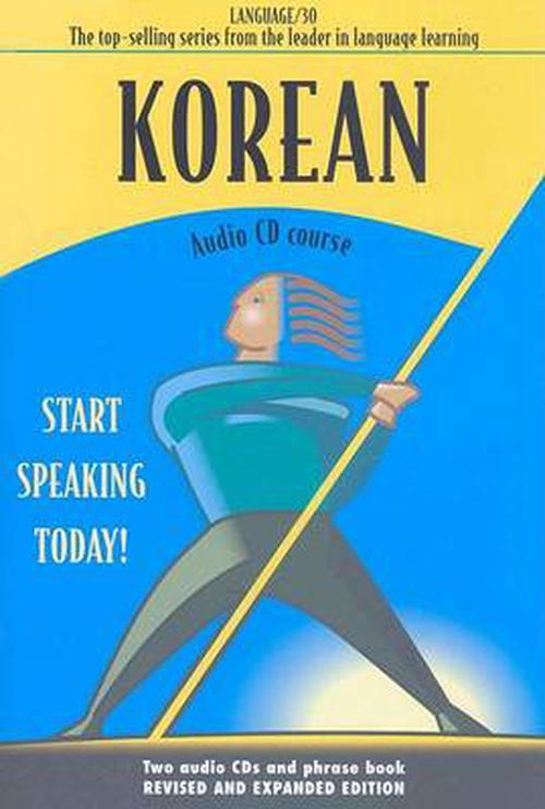 Korean Language/30 with Book [With Book]