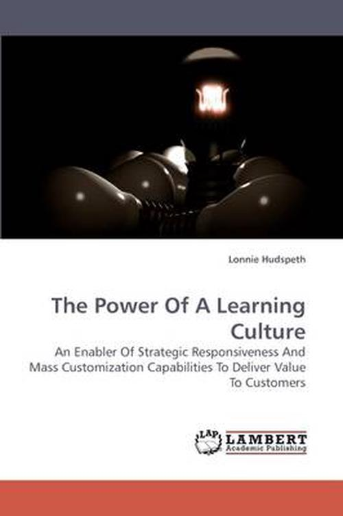 The Power of a Learning Culture