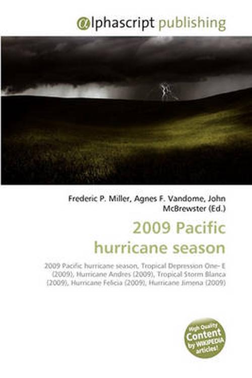 2009 Pacific Hurricane Season