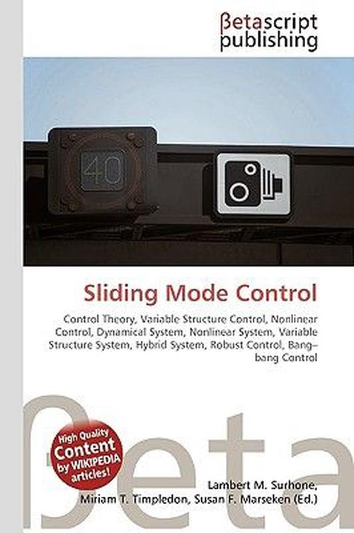 Sliding Mode Control Control Theory, Variable Structure Control, Nonlinear Control, Dynamical System, Nonlinear System, Variable Structure System, Hyb