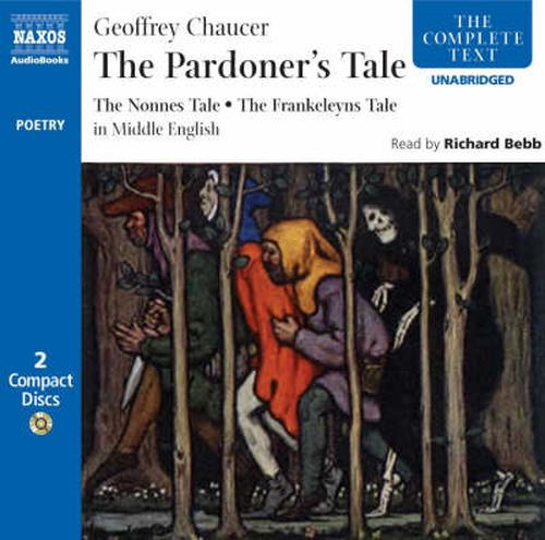 an analysis of the pardoners tale in geoffrey chaucers the canterbury tales From the canterbury tales: general prologue lines 671-716: the pardoner.