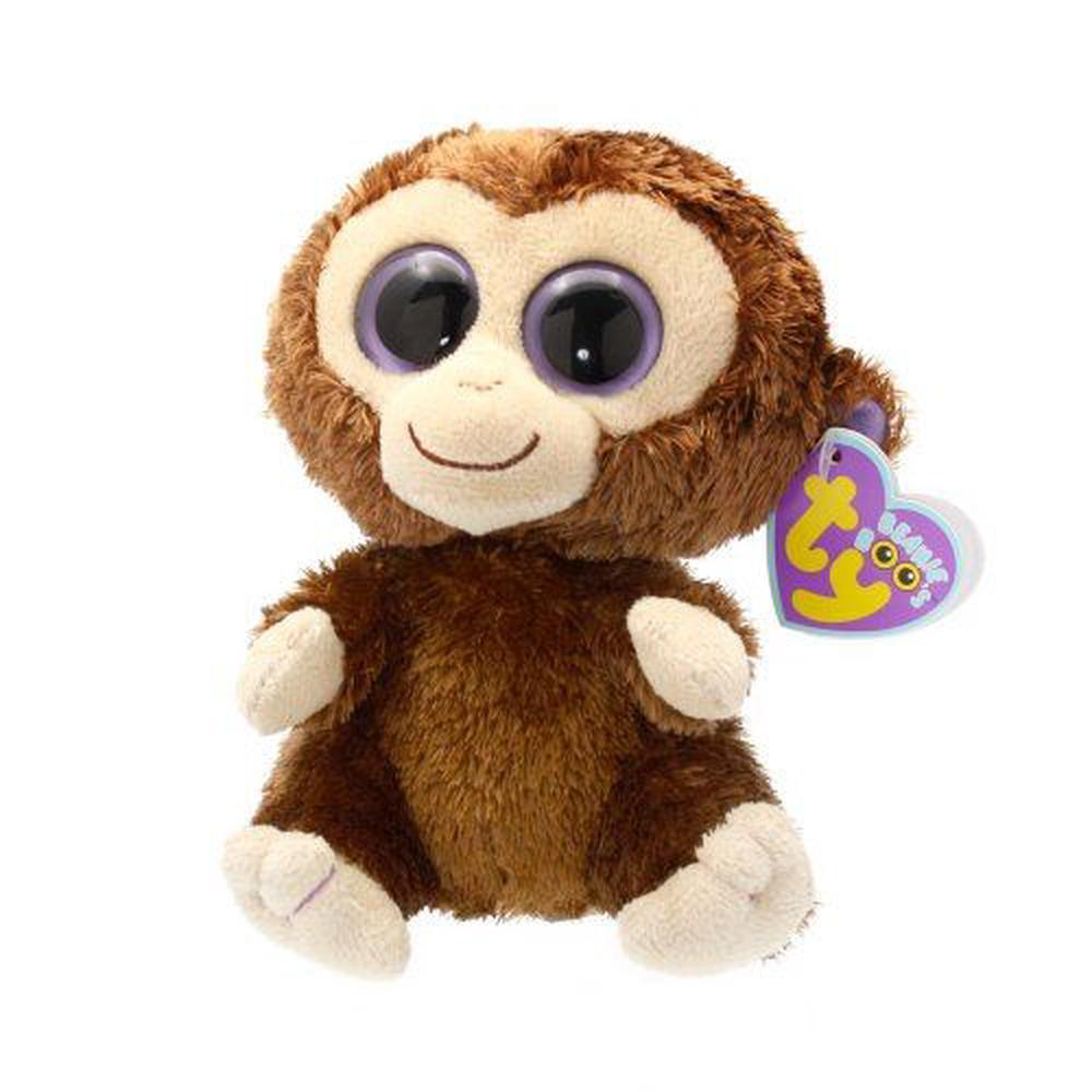 eee180c3faf Ty Beanie Boos - Coconut - Monkey. by Ty