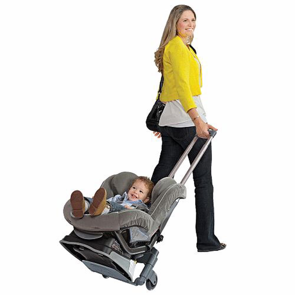 Brica Roll N Go Car Seat Transporter Buy Online At The Nile
