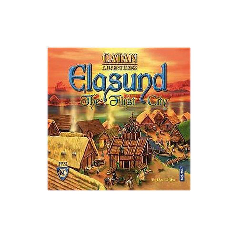 Catan Studios Catan Adventures: Elasund-The First City