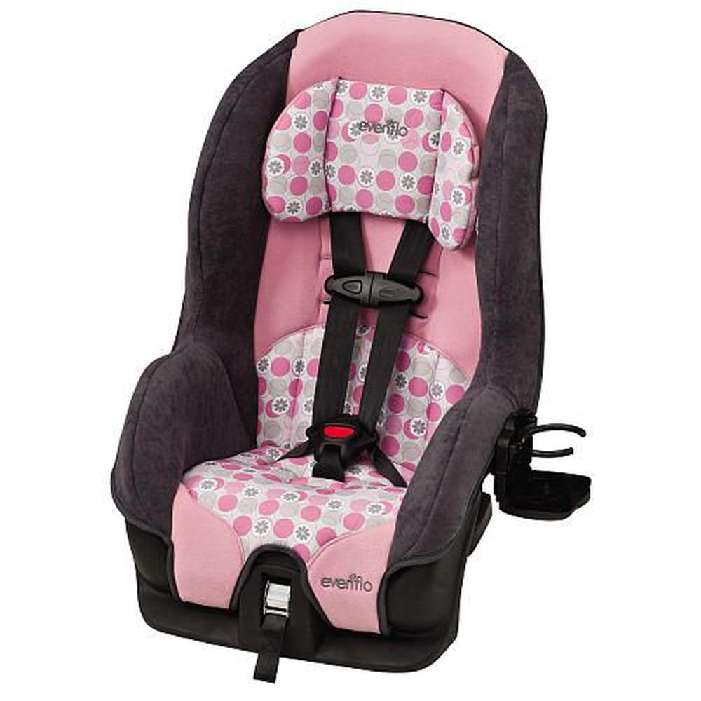 Evenflo Tribute 5 Convertible Car Seat Ella By